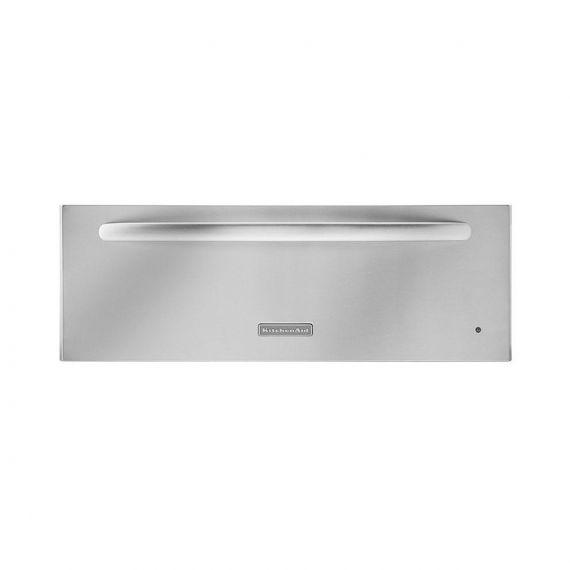 """KitchenAid 30"""" Stainless Warming Drawer"""