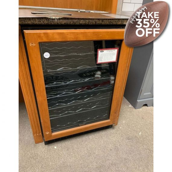 """Marvel 24"""" Panel Ready Under-Counter Wine Cooler"""