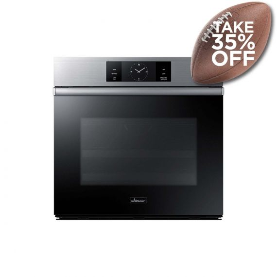 """Dacor 30"""" Smart Electric Single Wall Oven w/ Convection 2017"""