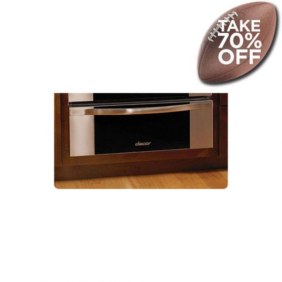 """Dacor 30"""" Stainless Warming Drawer 2005"""