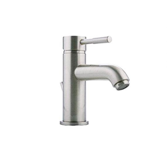 Graff Perfeque Low-Rise Brushed Nickel Bath Faucet