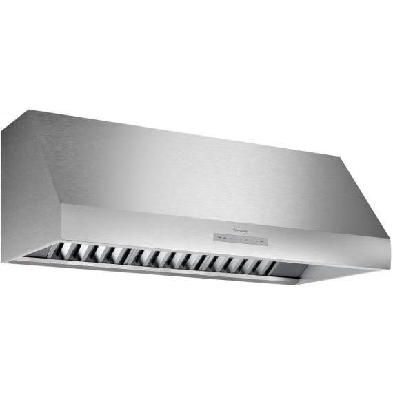 """Thermador 48"""" Stainless Wall-Mount Hood"""