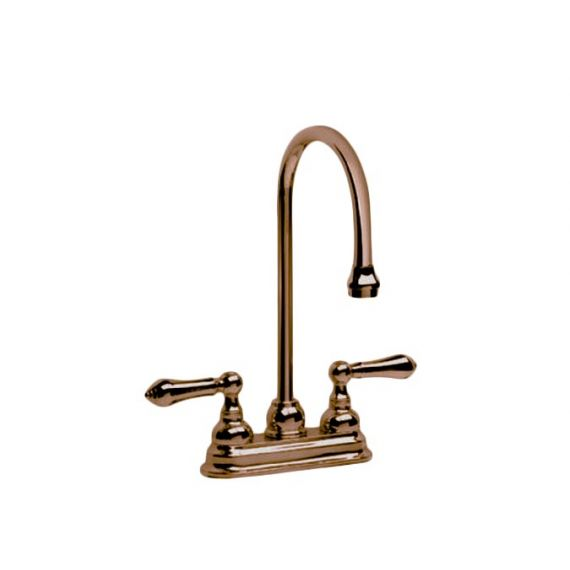 Graff Prescott Antique Copper Kitchen Bar Faucet