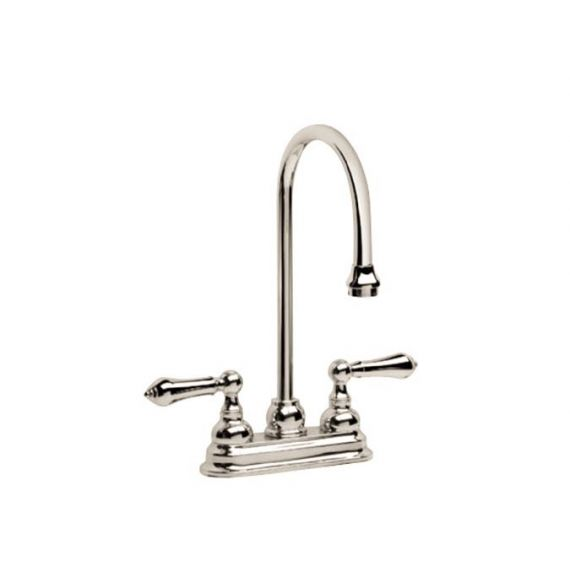 Graff Prescott Brushed Nickel Kitchen Bar Faucet