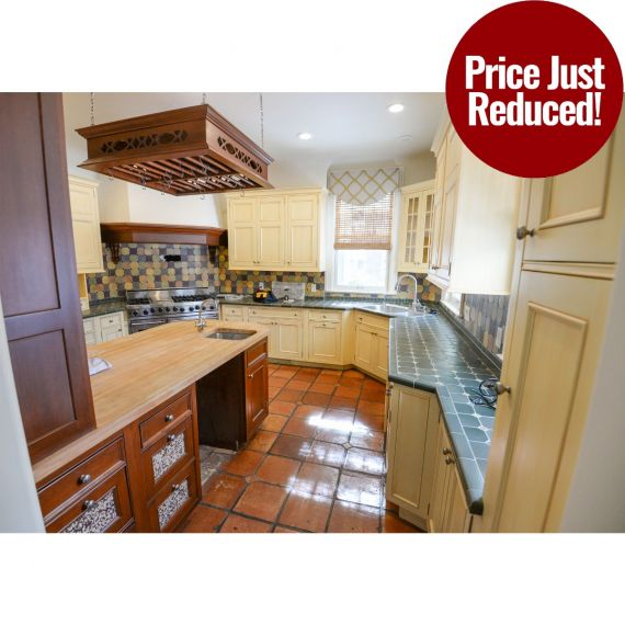 Wood-Mode Shortcake Traditional Pre-Owned Kitchen