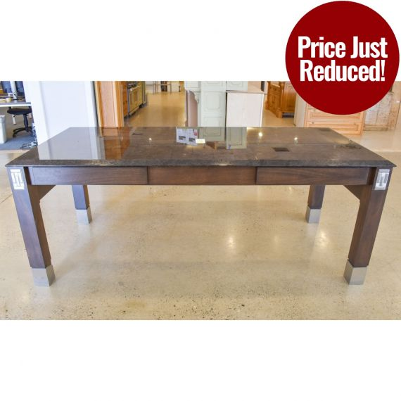 Walker Zanger Granite Top Table