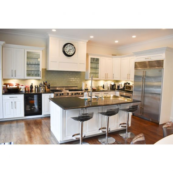 Pennville Custom Traditional Pre-Owned Kitchen