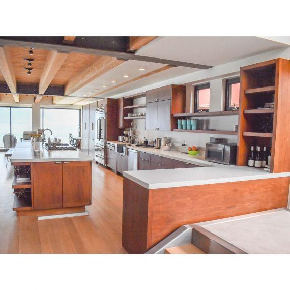 Malibu Custom Transitional Pre-Owned Kitchen & Whole House Furnishings, Storage, Closets & Vanities