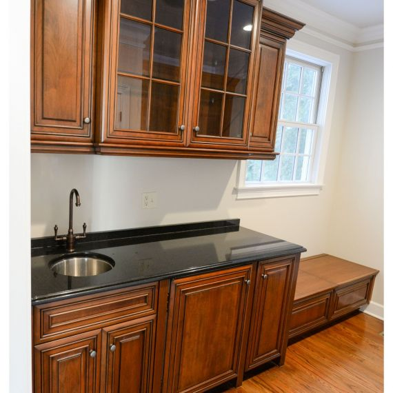 Cinnamon Roll Traditional Pre-Owned Wet Bar