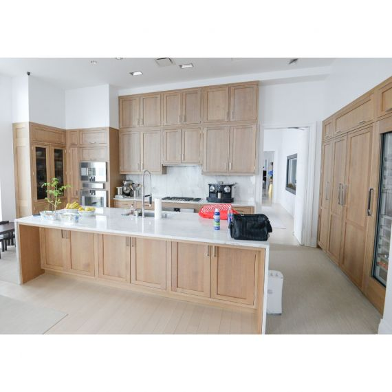 Biscotti Transitional Pre-Owned Kitchen
