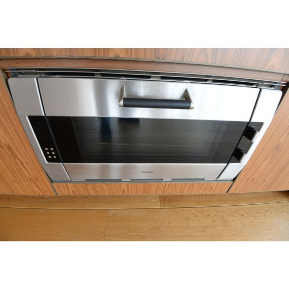 """Gaggenau 36"""" Stainless Single Wall Oven"""