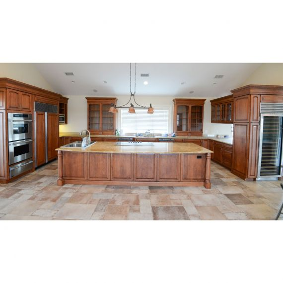 Allspice Traditional Pre-Owned Kitchen