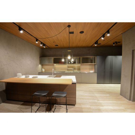 Molteni&C Dada Acier & Weathered Oak Showroom Display Kitchen