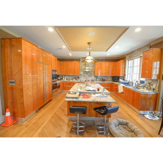 Snaidero Vivid High Gloss Modern Pre-Owned Kitchen