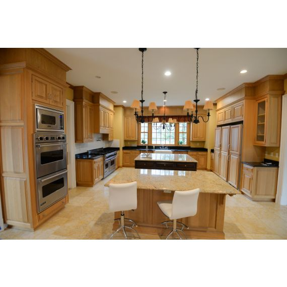 Afternoon Rye Traditional Pre-Owned Kitchen