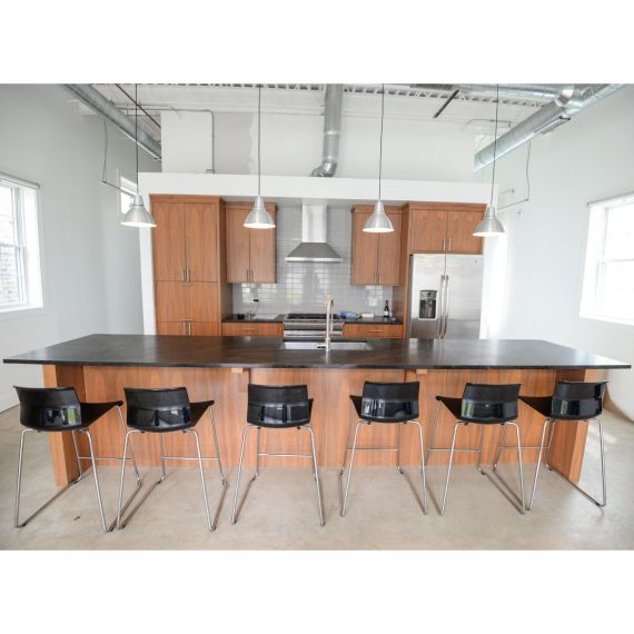 Chicago Sandstone Modern Pre-Owned Kitchen