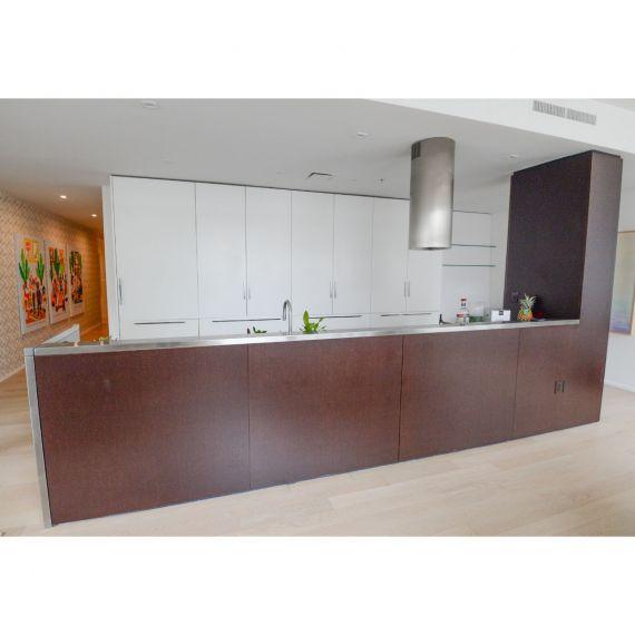 New York City RiFRA Modern Pre-Owned Kitchen