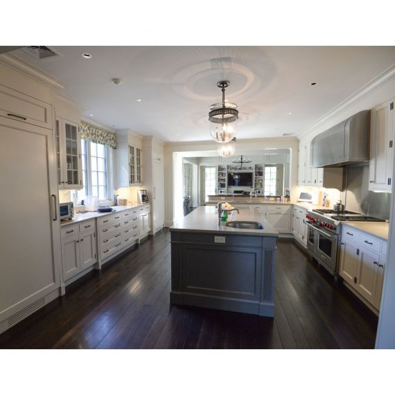 Gentle Shadows Transitional Pre-Owned Kosher Kitchen