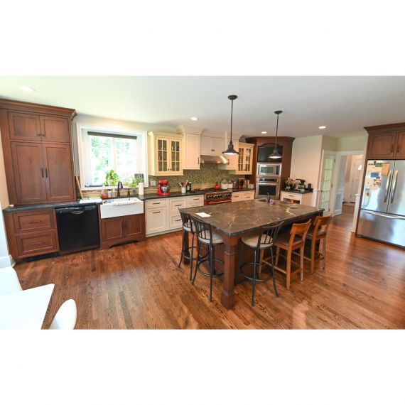 Westfield Signature Custom Traditional Pre-Owned Kitchen