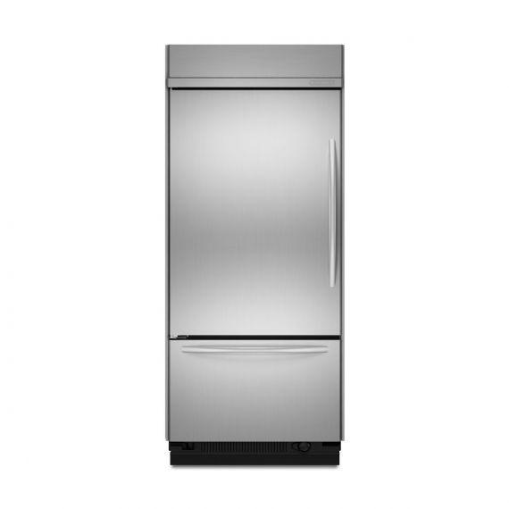 "KitchenAid 36"" Stainless Steel Refrigerator"