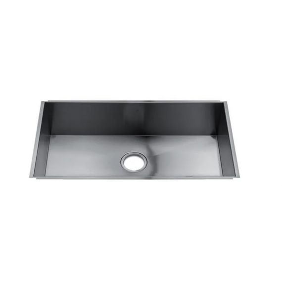 Julien UrbanEdge Single Bowl Undermount Kitchen Sink