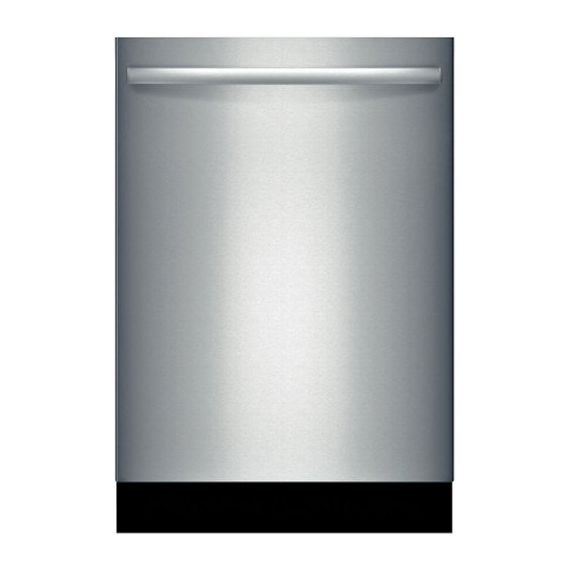 """Bosch 24"""" Stainless Dishwasher w/ 15 Place Setting Capacity"""