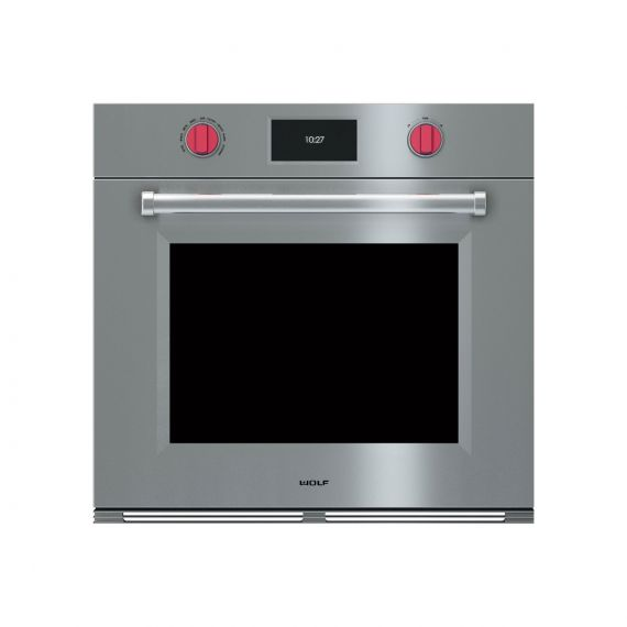"Wolf M Series Professional 30"" Stainless Single Oven"