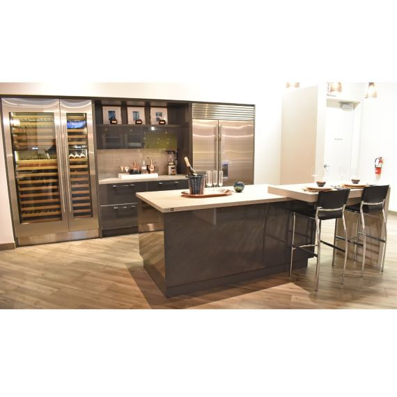 Downsview Space Grey Modern Showroom Display Kitchen