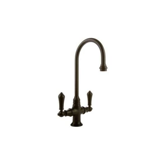 Graff Vista Oil-Rubbed Bronze Kitchen Faucet