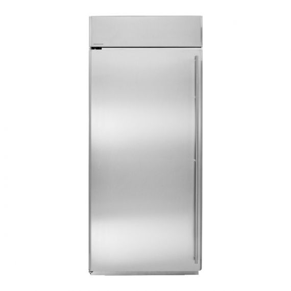 "GE Monogram 36"" Stainless Built-In All Refrigerator"
